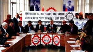 DİSK, ASGARİ ÜCRET NET 1800 TL. OLMALIDIR