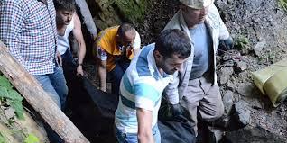 İki Mdencinin Öldüğü Kaçak Maden  Ocağının Sahibine Tahliye