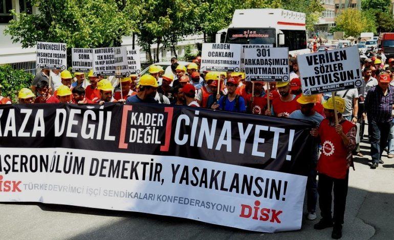2020 Aralık Ayı Madenlerde İş Kazaları Raporu