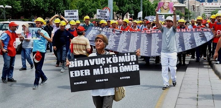 2021 Şubat Ayı Madenlerde Yaşanan İş Kazaları Raporu